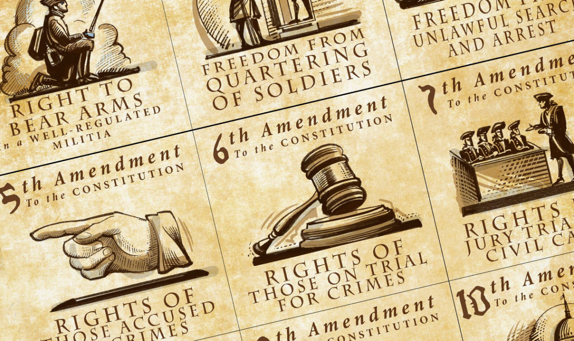 The Bill of Rights puts on a business suit